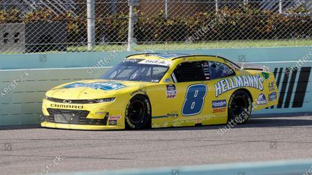 Editorial image of NASCAR Xfinity Auto Racing, Homestead, United States - 13 Jun 2020