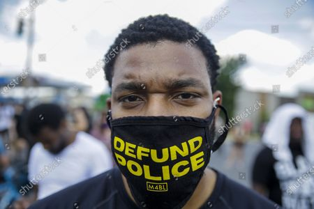 Editorial picture of Protest Shooting , Atlanta, United States - 13 Jun 2020