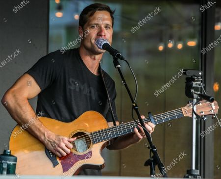 Editorial image of 1033 Country Radio secret show in support of new single trash my heart, Nashville, Tennessee, USA - 14 Jun 2020