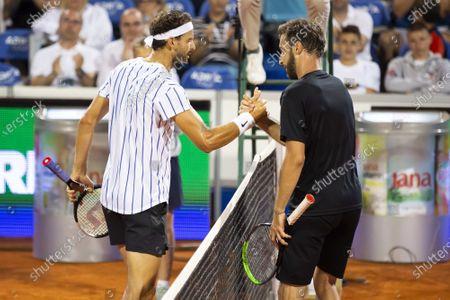 Editorial picture of Summer Adria Tour, Tennis, Belgrade, Serbia - 13 Jun 2020