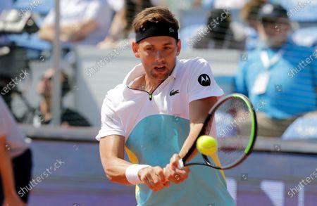 Editorial picture of Adria Tour tennis tournament in Belgrade, Serbia - 14 Jun 2020