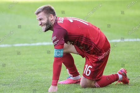 Jakub Blaszczykowski of Wisla seen in action during the Polish Ekstraklasa match between Arka Gdynia and Wisla Krakow. (Final score; Arka Gdynia 0:0 Wisla Krakow)