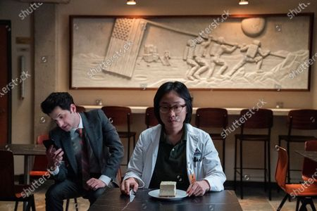 Ben Schwartz as F. Tony Scarapiducci and Jimmy O. Yang as Dr. Chan Kaifang