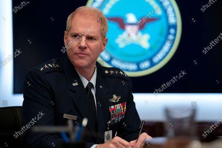 Stock Image of Noah Emmerich as General Kick Grabaston