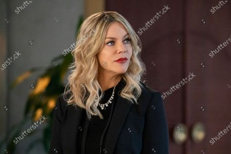 Stock Picture of Kaitlin Olson as Edison Jaymes