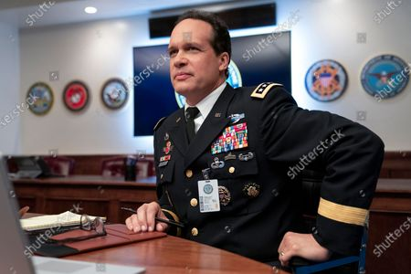 Diedrich Bader as General Rongley