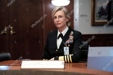 Jane Lynch as Chief of Naval Operations