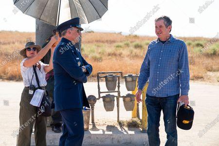 Steve Carell as General Mark R. Naird and Greg Daniels Creator