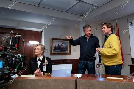 Jane Lynch as Chief of Naval Operations, Greg Daniels Creator, and Paul King Director