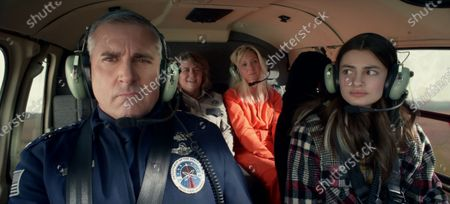 Editorial image of 'Space Force' TV Show. Season 1 - 2020