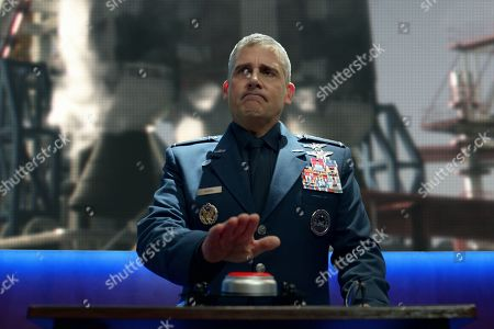 Stock Picture of Steve Carell as General Mark R. Naird