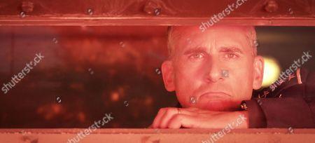 Steve Carell as General Mark R. Naird
