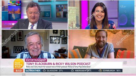 Editorial picture of 'Good Morning Britain' TV Show, London, UK - 16 Jun 2020