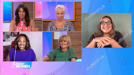 Andrea McLean, Denise Welch, Kelle Bryan, Jane Moore, Jo Frost