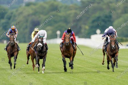 Editorial photo of Horse Racing from Royal Ascot, UK - 17 Jun 2020