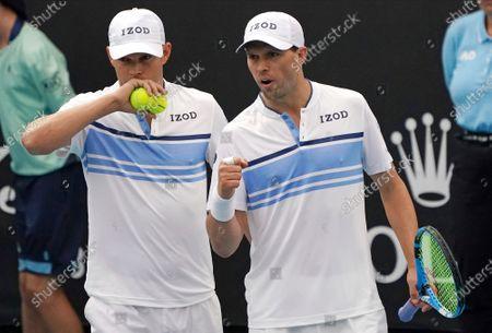 Editorial photo of Virus Outbreak World TeamTennis Tennis, Melbourne, Australia - 22 Jan 2020