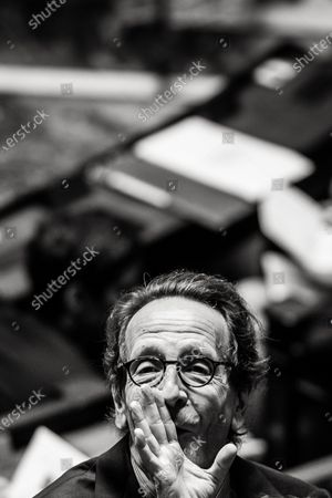 Gilles Le Gendre, French National Assembly, session of Questions to the Government, Palais Bourbon