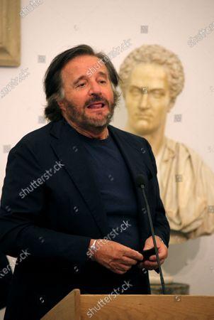 Editorial image of Alberto Sordi centenary celebration, Rome, Italy - 15 Jun 2020
