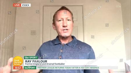 Editorial image of 'Good Morning Britain' TV Show, London, UK - 17 Jun 2020