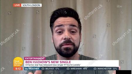 Editorial picture of 'Good Morning Britain' TV Show, London, UK - 17 Jun 2020