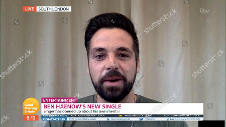 Editorial photo of 'Good Morning Britain' TV Show, London, UK - 17 Jun 2020