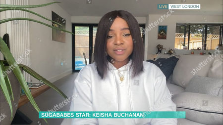 Editorial picture of 'This Morning' TV show, London, UK - 17 Jun 2020