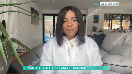 Stock Picture of Keisha Buchanan