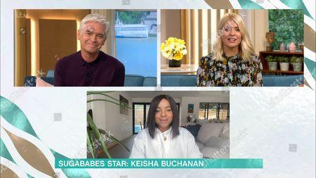 Editorial image of 'This Morning' TV show, London, UK - 17 Jun 2020