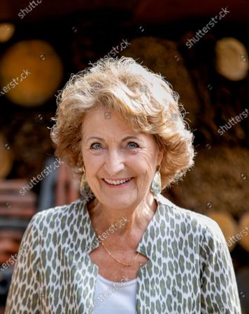 Editorial photo of Princess Margriet opens of a food forest for dwarf monkeys, Apeldoorn, The Netherlands - 17 Jun 2020