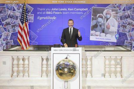 Editorial image of Stock Exchange Gratitude Campaign, New York, United States - 17 Jun 2020