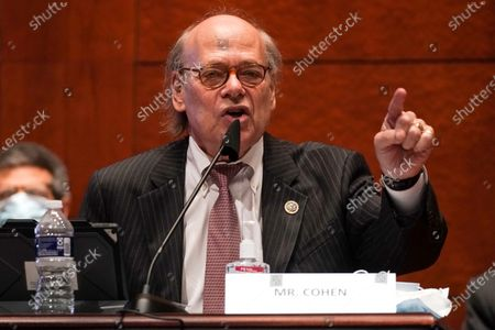Rep. Steve Cohen (D-Tenn.) speaks during a House Judiciary Committee markup of H.R. 7120 the Justice in Policing Act, in Washington, DC, USA, 17 June 2020.