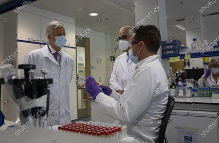 Editorial image of Virus Outbreak , Beerse, Belgium - 17 Jun 2020