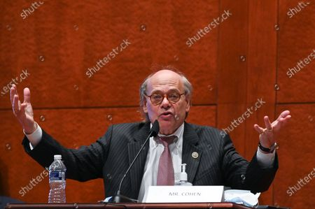 Representative Steve Cohen, a Democrat from Tennessee, speks during a House Judiciary Committee markup on H.R. 7120, the 'Justice in Policing Act of 2020', in Washington, DC, USA, 17 June 2020. The House bill would make it easier to prosecute and sue officers and would ban federal officers from using choke holds, bar racial profiling, end 'no-knock' search warrants in drug cases, create a national registry for police violations, and require local police departments that get federal funds to conduct bias training.