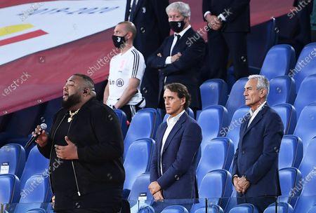 Editorial picture of Coppa Italia final - SSC Napoli vs Juventus FC, Rome, Italy - 17 Jun 2020