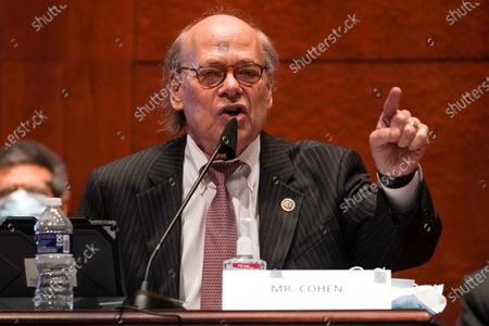 United States Representative Steve Cohen (Democrat of Tennessee) speaks during a US House Judiciary Committee markup for H.R. 7120 the Justice in Policing Act on Capitol Hill in Washington, DC.
