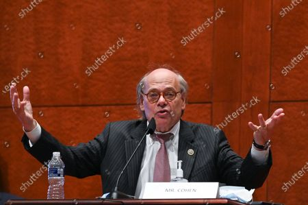 "United States Representative Steve Cohen (Democrat of Tennessee), speaks during a House Judiciary Committee markup on H.R. 7120, the ""Justice in Policing Act of 2020,"" in Washington, D.C., U.S.,. The House bill would make it easier to prosecute and sue officers and would ban federal officers from using choke holds, bar racial profiling, end ""no-knock"" search warrants in drug cases, create a national registry for police violations, and require local police departments that get federal funds to conduct bias training."
