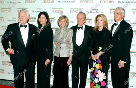Editorial image of 2006 Kennedy Center Honors Dinner Arrival, Washington, District of Columbia, USA - 02 Dec 2006