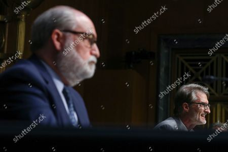 Editorial photo of US International Pandemic Preparedness committee hearing, Washington DC, USA - 18 Jun 2020