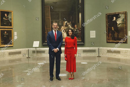 Editorial image of Spanish Royals at the launch of 'Spain For Sure' campaign, Madrid, Spain - 18 Jun 2020
