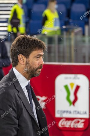 Andrea Agnelli President (Juventus)
