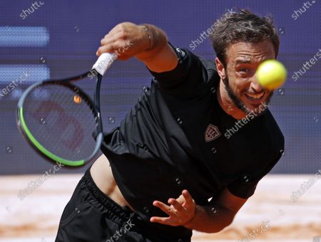 Editorial picture of Adria Tour  tennis tournament Day 3, Belgrade, Serbia - 14 Jun 2020