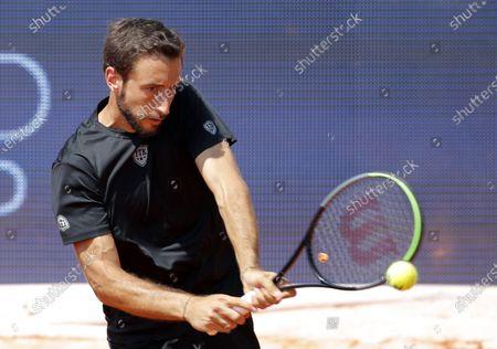 Editorial photo of Adria Tour  tennis tournament Day 3, Belgrade, Serbia - 14 Jun 2020