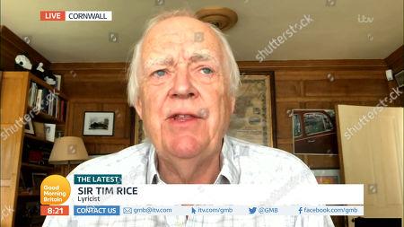 Editorial photo of 'Good Morning Britain' TV Show, London, UK - 19 Jun 2020