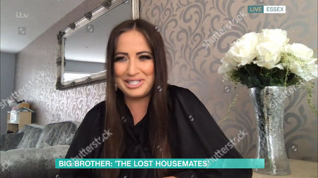 Editorial image of 'This Morning' TV show, London, UK - 19 Jun 2020