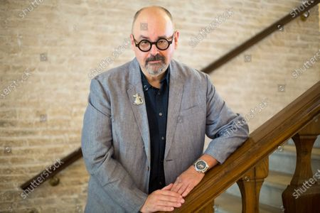 Writer Carlos Ruiz Zafon