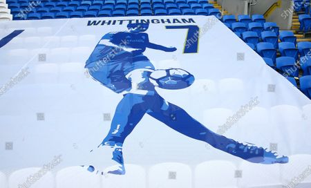 A tribute to Peter Whittingham, former Cardiff City player who passed away during lockdown in the stands