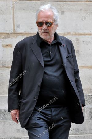 Editorial photo of Funeral for Maurice Marechal at the Saint-Roch Church, Paris, France - 19 Jun 2020