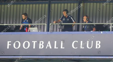 Editorial photo of Queens Park Rangers v Barnsley, Sky Bet Championship, Football, Kiyan Prince Foundation Stadium, London - 20 Jun 2020
