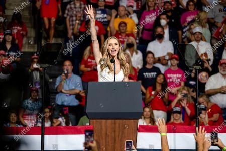 Editorial image of Trump campaign rally, Tulsa, Oklahoma, USA - 20 Jun 2020