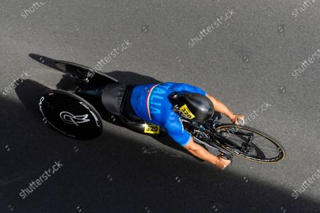 Alessandro Zanardi of Italy FILE PICTURE Alex Zinardi who has been seriously injured in a training accident